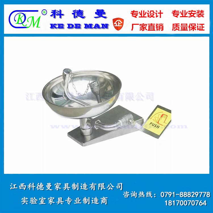 不锈钢壁式洗眼器